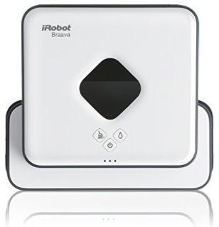 【国内正規品】 iRobot 床拭きロボット ブラーバ 371j ホワイト.JPG
