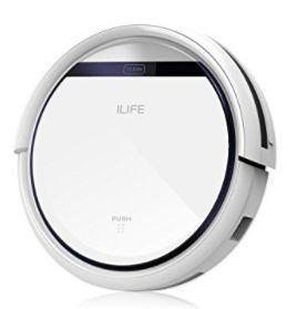 ILIFE V3s Pro ロボット掃除機 ホワイト.JPG